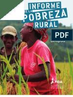 informe sobre la pobresa al món