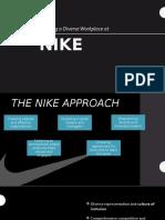 Nike Diversity Presentation Example
