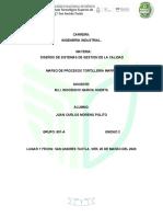 Mapeo de procesos tortilleria mrro