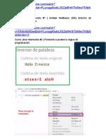 Java Intermedio