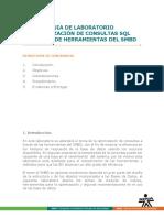 Laboratorio No.9 Optimizacion de Consultas en SQL