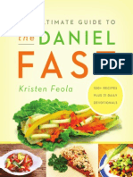 The Ultimate Guide to the Daniel Fast by Kristen Feola, Excerpt