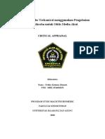 Tugas Critical Appraisal Fathia.docx