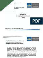 4. Módulo 2. La Legislación Ambiental. Clase 4.pdf