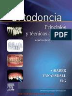 Ortodoncia. Principios y Tecnicas Actuales. Graber