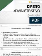 ato administrativo qc