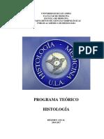Programa de Histologia