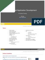 7 - Embedded Application Development