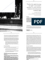 Nocturnidad y goticismo en cuatro escritores mexicanos [Salvador Elizondo, Juan Vicente Melo, Garcia Ponce, etc.]