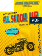 CCHS Drama - All Shook Up Program