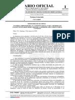 Decreto número 333, de 2020. MINISTERIO DE HACIENDA - Autoriza disponer del 2% constitucional para atender los gastos necesarios derivados de la epidemia del coronavirus, Covid-19.