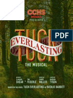 CCHS Drama - Tuck Everlasting