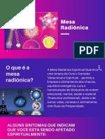 Mesa Radiônica (7)