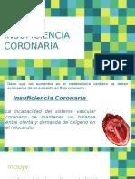 Insuficiencia coronaria