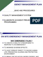 ON SITE EMERGENCY MANAGEMENT PLAN (IIEM)10.pptx.pps