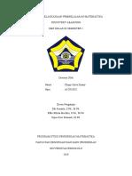 RPP model Discovery Learning pada materi Kekongruenan dan Kesebangunan-SMP