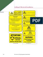 ADDC Solar PV Regulation Stickers