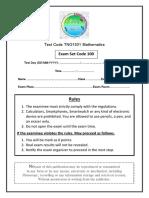 Speed Math Test - TNG1301 [Full Test].pdf