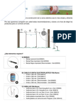 Como Construir Una Cerca Electrica
