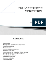 PREANESTHETIC MEDICATION JASMINA.pptx