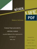 201 - Seminar Paper