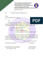 surat peminjaman jurusan dan MPM