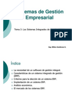 3. Los Sistemas Integrados de Gestion