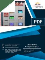 BEST DSSSB COMPUTER SCIENCE COACHING INSTITUTE/CENTER IN DELHI, JANAKPURI, UTTAM NAGAR
