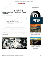 Guernica Meaning_ Analysis & Interpretation of Painting by Pablo Picasso
