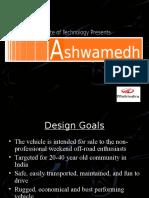 Ashwamedh Presentation