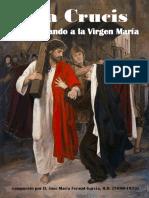Viacrucis Mariano. D. Jose María Feraud García O.D.  (1890-1973)