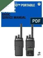 XPR3300e XPR3500e Basic Service Manual MN002209A01-AA V1