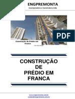 Construção de Prédio Em Franca