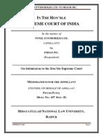 Semester 2.Law of Contracts II.piyushpatel(107)
