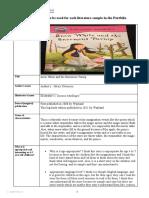 Assessment 1 Site