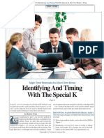 005V. 2701 (28-35) Identifying And Timing With The Special K, Part 2 by Martin J. Pring