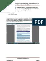 BE-Relatório Avaliação Externa MAABE PDF