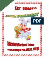 Corciovei proiect didactic Povestea  Iepurasului de Paste.pdf