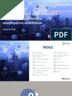 Pesquisa Btg Pactual - Os Brasileiros e o Coronavirus