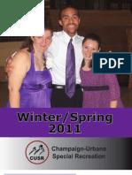 C-U Special Recreation Winter/Spring 2011