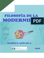 Libro FILOSOFÍA DE LA MODERNIDAD 2020