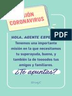 Misión Coronavirus