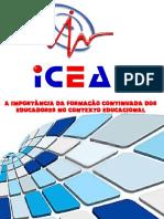 A IMPORTÂNCIA DA FORMAÇÃO CONTINUADA DOS EDUCADORES - ICEAD - QST