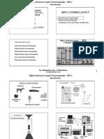 HPLC Overview Handouts 2002