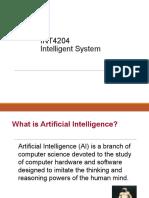 Basic Concepts of AI (1)