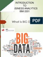 Chapter 5 Big Data