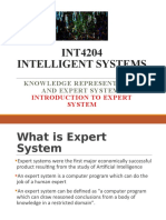 Knowledge Representation and Expert System (2).pptx