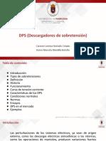 DPS (Descargadores de sobretensión).pptx