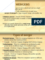examples of mergers and amalgmations joint venture mergers and