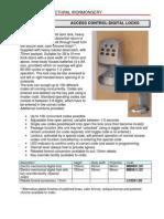 Digital Door Locks